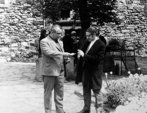 Josef Köhler und Ernst Hassenrück